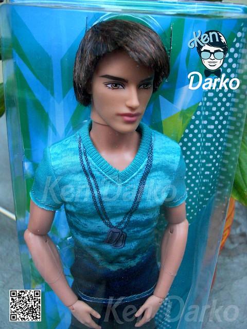 """""""Ryan"""" Fashionista / Mattel / 2012"""