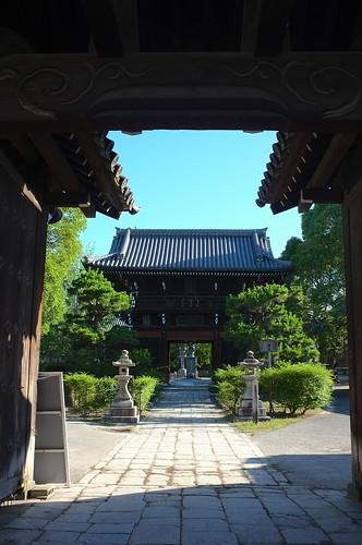 2012夏日大作戰 - 京都 - 本山頂妙寺 (4)