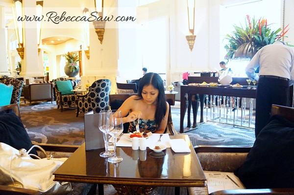 World gourmet festival 2012 - Four seasons Bangkok