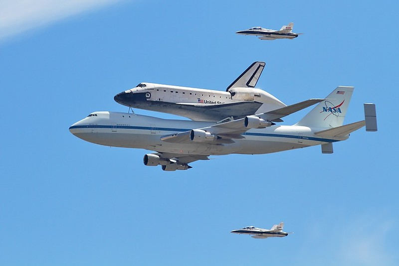 Space Shuttle 091212