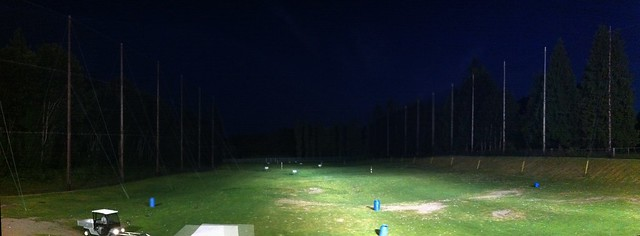 First time driving range