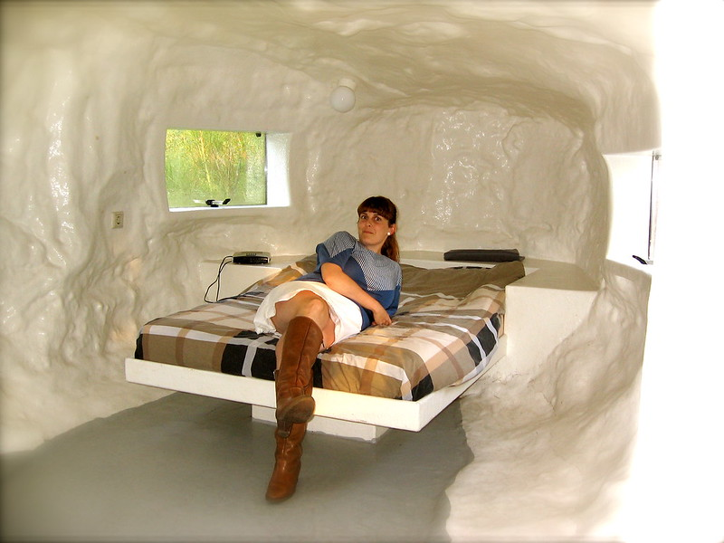 Comfy inside (Verbeke foundation)
