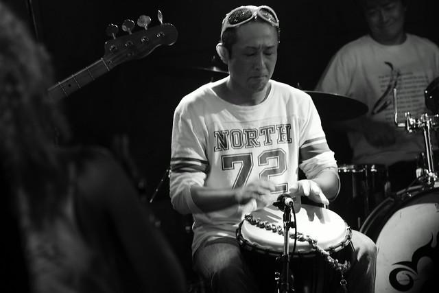 かすがのなか live at Outbreak, Tokyo, 11 Sep 2012. 480