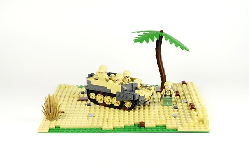 Dirty DAK Universal Carrier