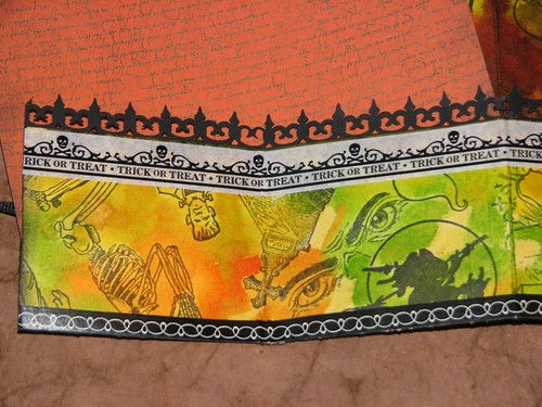 Altered Halloween File Folder Portfolio 004