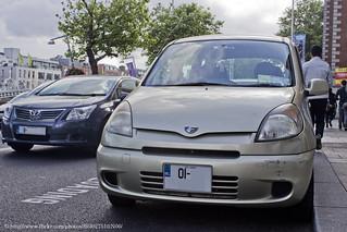 2001 Toyota Fun Cargo