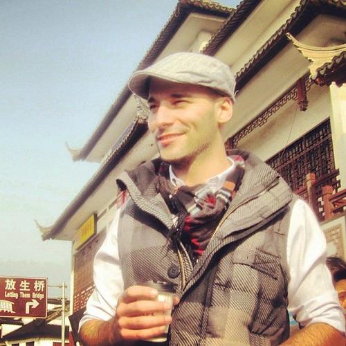 Nicholas Vedelago's guide to Shanghai