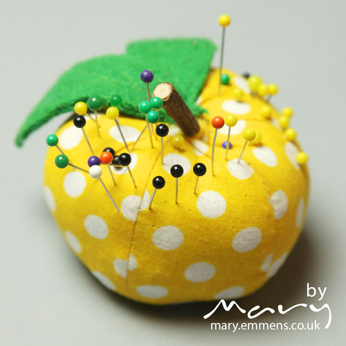 Gorgeous pincushion