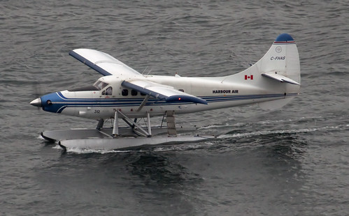 Harbour Air De Havilland Canada DHC-3T Vazar Turbine Otter C-FHAS 2