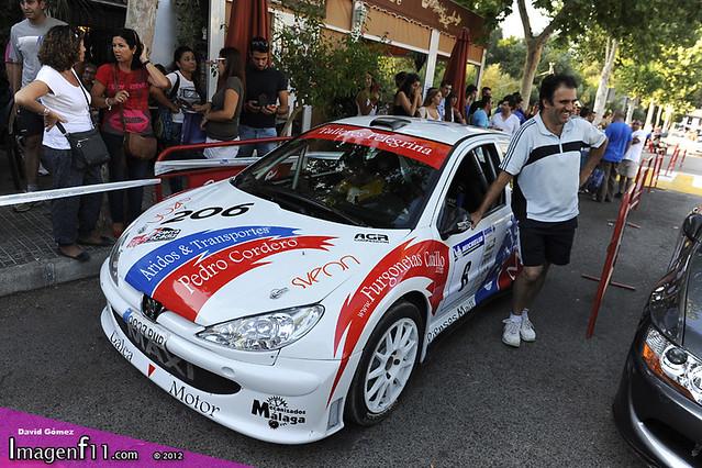 """""""Pedro Cordero, Rallye sierra de cadiz 2012"""""""