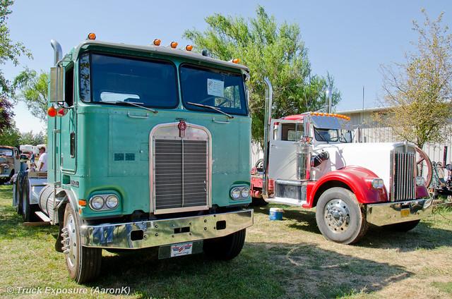 1975 Kenworth K100c  U0026 1959 Cc-925