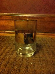 Old Grand-Dad highball glass