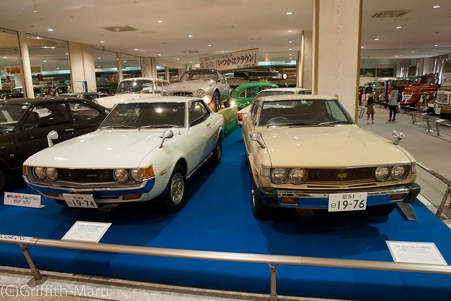 Toyota Celica 1600GT & 2000GT Liftback