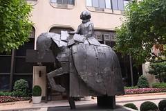 Dama a Caballo Ⅴ, 2008