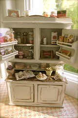 Clara's Kitchen Hutch