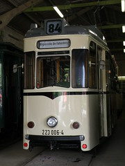 Berlin Tram at Crich