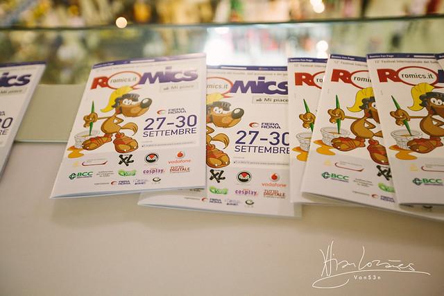 VanS3n - 09282012- Romics 2012 - Rome, Italy - 0002