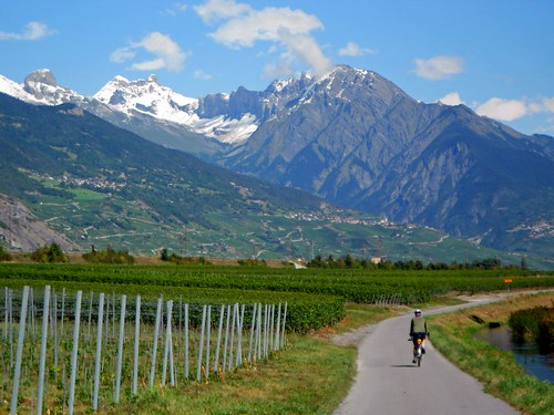 Cycling Through the Valley