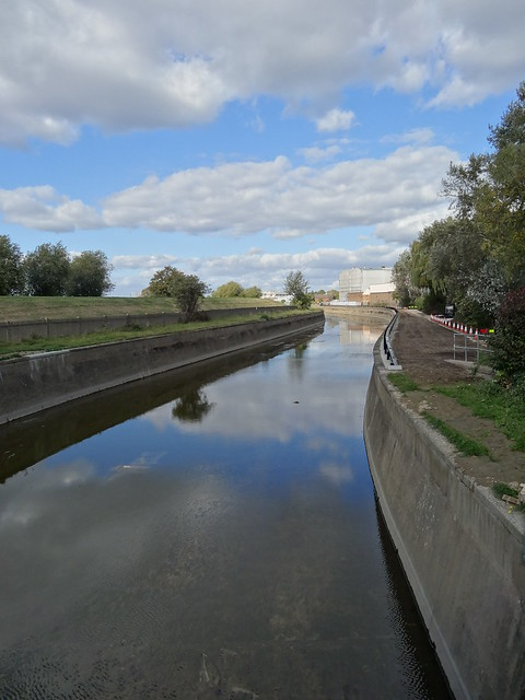 River Lea Flood Relief Channel