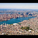Midtown Manhattan & Queens by RBudhu