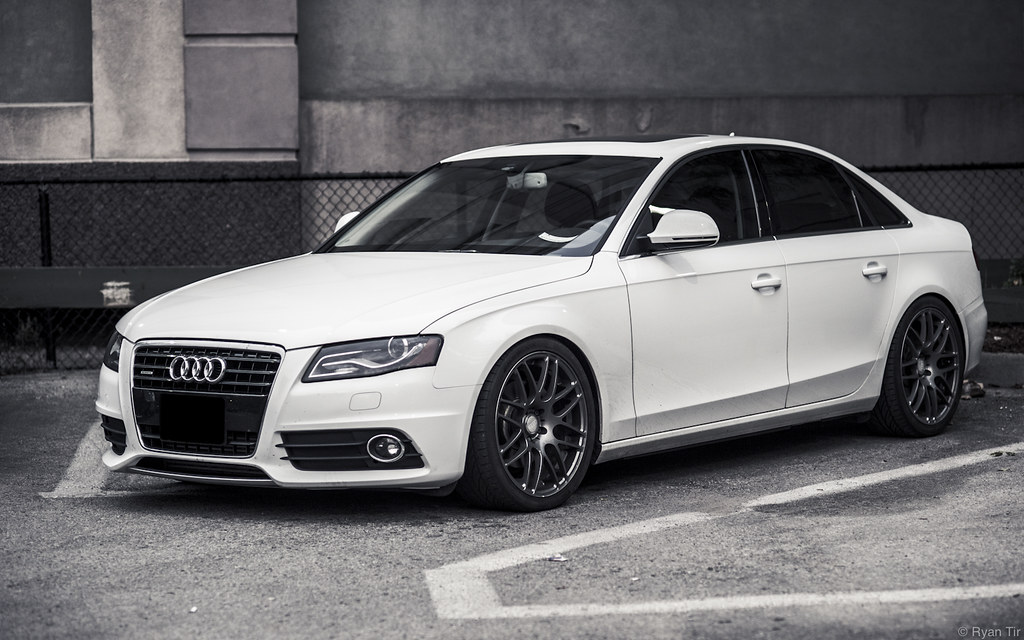 Official B8 A4 Owner Check In