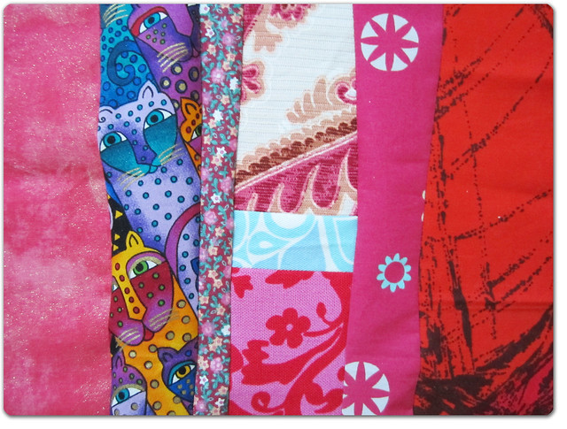 Free Form Quilting - a blog post by iHanna on Free Form Quilting and such fun stuff #sewing