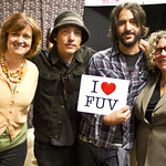 The Wallflowers with Claudia Marshall & Rita Houston