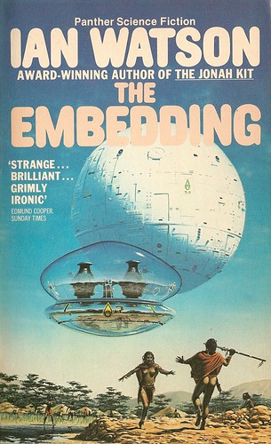 Ian Watson - The Embedding (Granada 1980)
