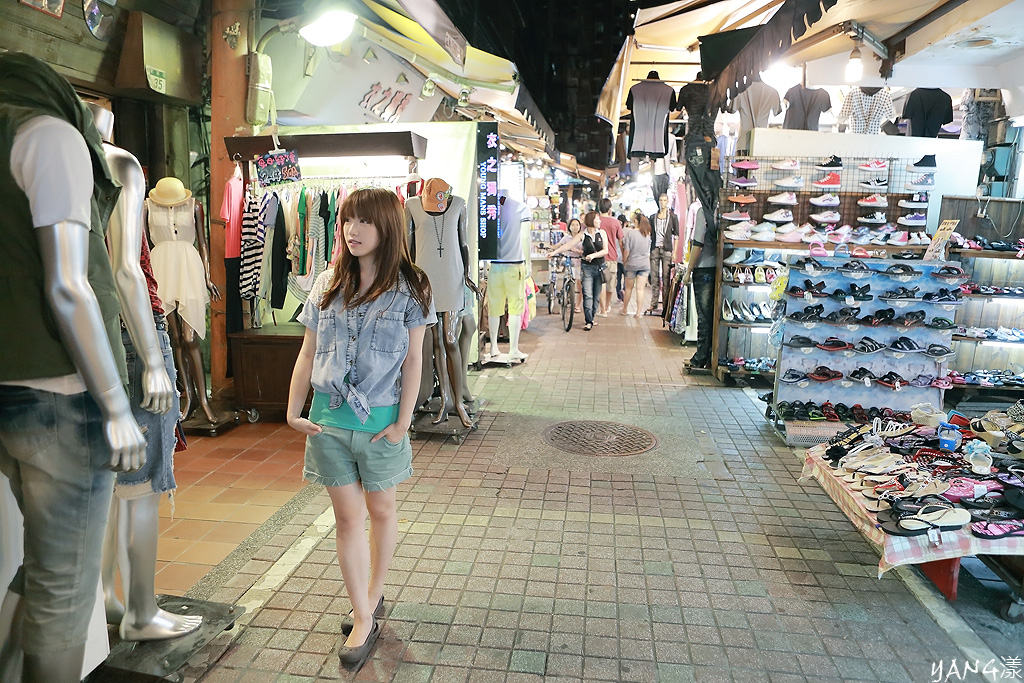 Olivia兔◆逛夜市