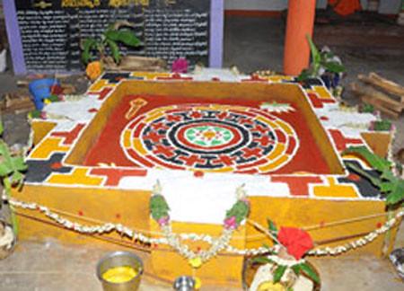 Mahasudarsana Homam