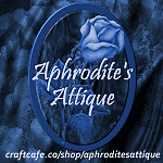 Shop Aphrodite's Attique at Craft Cafe