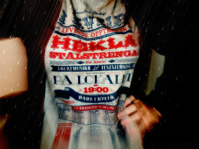 Hekla T-shirt