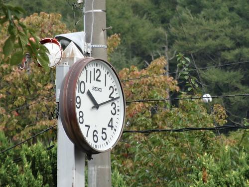 時計(無限遠)
