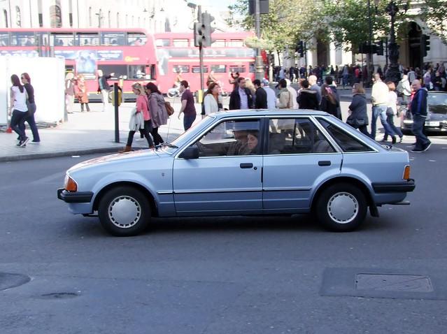 Ford escort mk3 l
