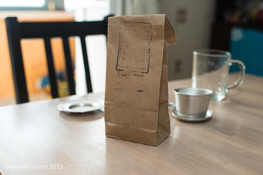 как варить вьетнамский кофе