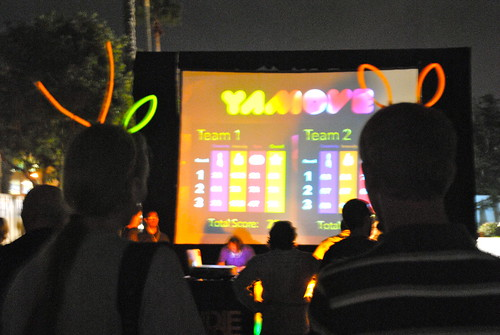 Yamove - IndieCade Night Games