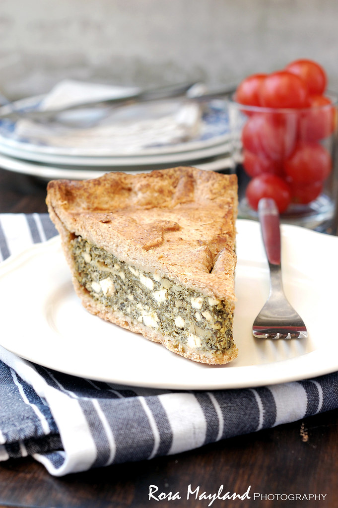 Spinach pie 4 2 bis