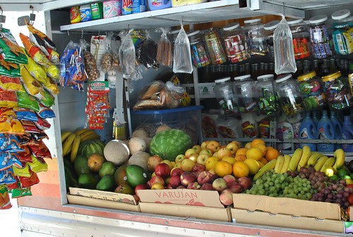 produce truck food