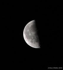 Oktober Mond - October Moon