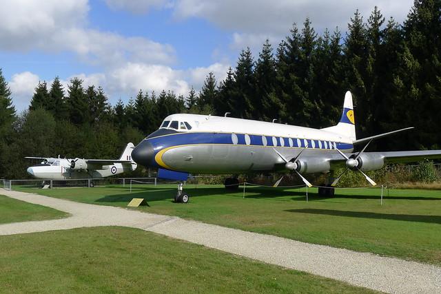 Vickers 814 D Viscount