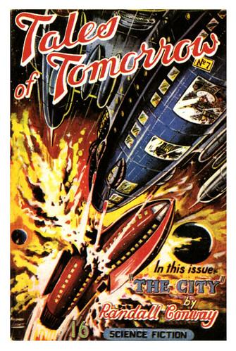 Tales of Tomorrow, 1950, Norman Light by paul.malon