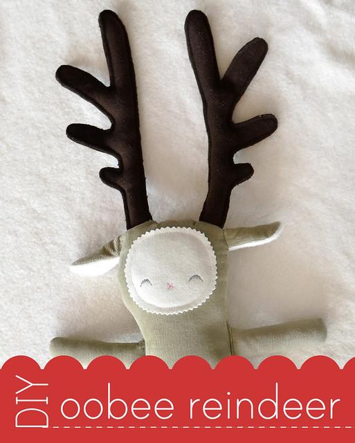 oobee reindeer