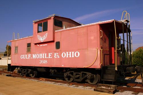 GM&O 2618 - Union City, TN