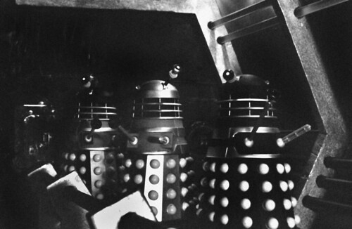 Daleks: The Silent Movie