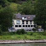 Haus nahe der Loreley