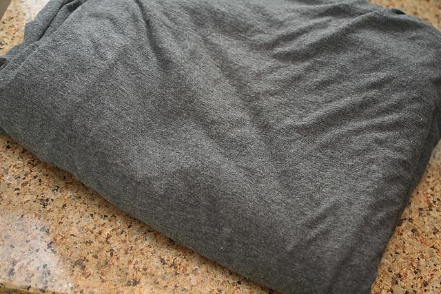 Maxi skirt fabric
