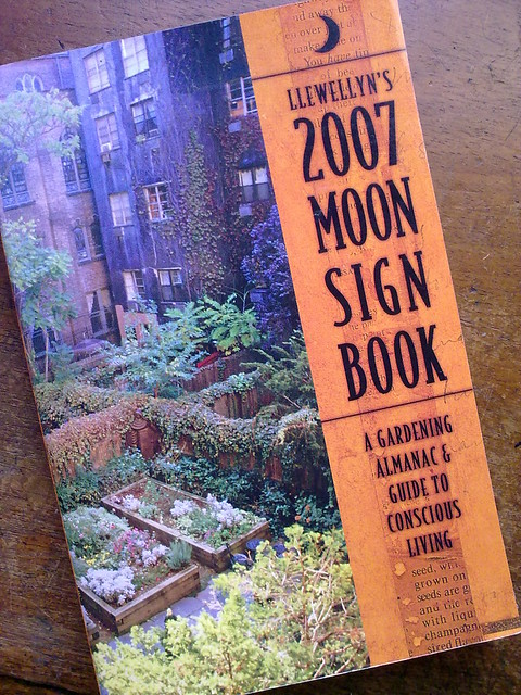 Moon Sign Gardening Llewellyn