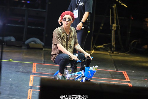 BIGBANG Guangzhou FM Day 2 2016-07-08 GD more (15)