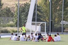 2016 - Septiembre (5 - 10) Fútbol Valdebebas