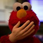 Elmo did a very, VERY bad thing . . .